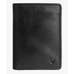 13 Men's wallet, ranch,  black