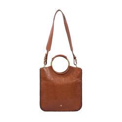 Mimosa 01 Women's Handbag EI Goat,  tan