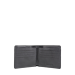 Uranus W1 sb (Rfid) Men s Wallet Regular,  black