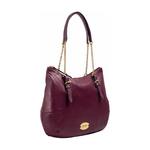Rhine 01 Sb Women s Handbag, Lamb,  aubergine