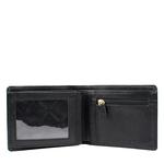490 Men s wallet,  black, khyber