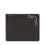 361-010 RF MENS WALLET APACHE,  black