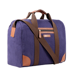 AVENTURA 01 DUFFLE BAG CANVAS,  navy blue