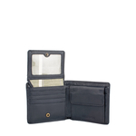 284-010F (Rf) Men s wallet,  black