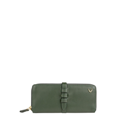 Heather W2 Women's Wallet, Ranch,  green