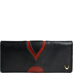Christine W1 Women's Wallet,  black