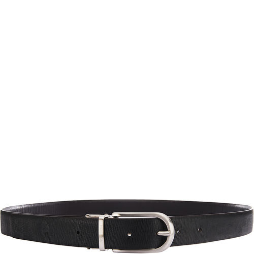 Ethan Mens Belt, Ranch 40,  brown