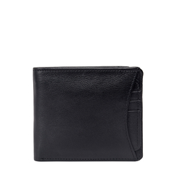 21036 (Rfid) Men's Wallet, Regular Melbourne,  black