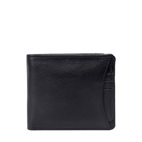 21036 (Rfid) Men s Wallet, Regular Melbourne,  black