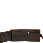 276 038sb Men s Wallet New Siberia,  brown