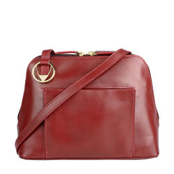 Liscio 04 Crossbody,  red
