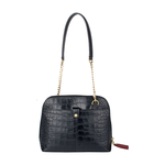 Fifi 02 Women s Handbag, Croco Mel Ranch Split,  red