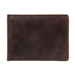 L104 Men's wallet, camel,  brown