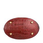 Epocca 01 Women s Handbag, Croco Melbourne Ranch,  red