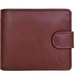 38 Men's wallet,  brown, roma