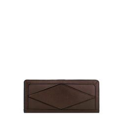 Diadema W1 (Rfid) Women's Wallet, Melbourne Ranch,  brown