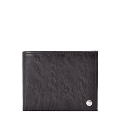 Sirius W1 Sb (Rfid) Men's Wallet, Manhattan,  black