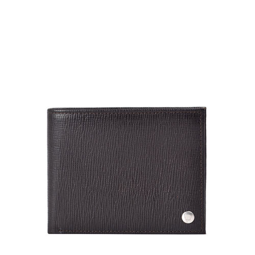 Sirius W1 Sb (Rfid) Men s Wallet, Manhattan,  brown