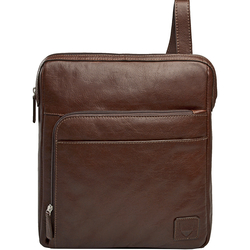 Slider 03 Crossbody, Regular,  brown