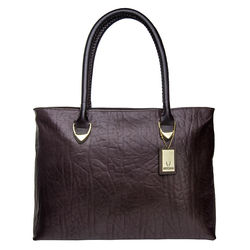 Yangtze 02Handbag, elephant,  brown
