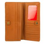Cerys W1 Women s wallet, Roma Melbourne Ranch,  tan