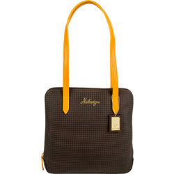 Nairobi Women's Handbag, Marrakech Melbourne,  brown