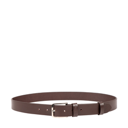 EE OBERON MENS BELT RIO, 40-42,  brown