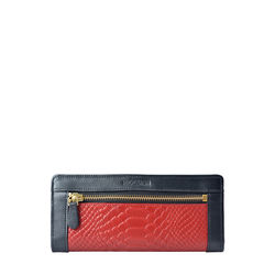 Libra W1 Sb (Rf) Women's Wallet, Melbourne Ranch Snake,  black