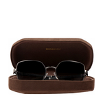MARRAKESH SUNGLASSES, UV REFLECTIVE,  black