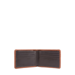 269-017a (Rfid) Mens Wallet Cabo Lamb,  tan