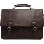Parker 03 Briefcase,  brown, regular
