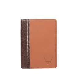 377-255 PH SB PASSPORT HOLDER MELBOURNE RANCH,  tan