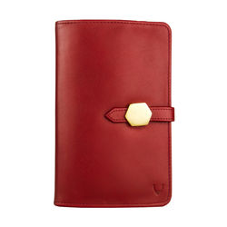 Travel Wallet Women's Wallet,  red