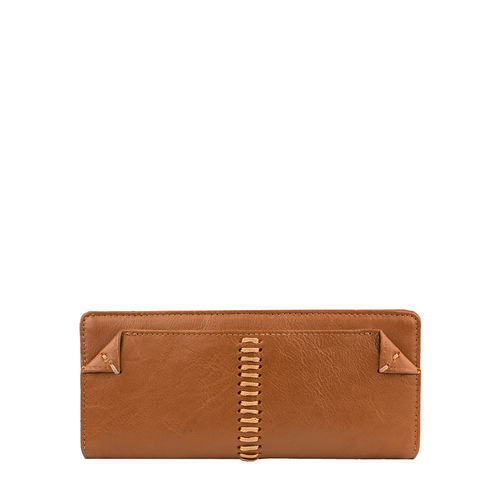 Stitch W1 Women s wallet, Roma Melbourne Ranch,  tan