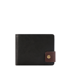 317 017 (RFID) MENS WALLET KALAHARI,  black