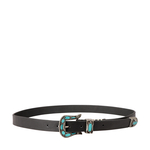 CARLIN WOMENS BELT RIO,  black, 32-34