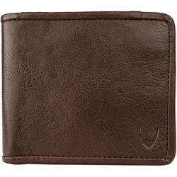267-030 Men's wallet,  brown, khyber lamb