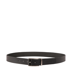 RAFEAL MEN'S BELT BUFFALLO,  black, 38 40