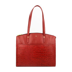 Sb Fabiola 01 Handbag, croco,  red