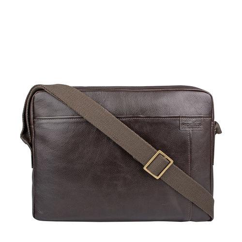 Donard 01 Messenger bag,  brown