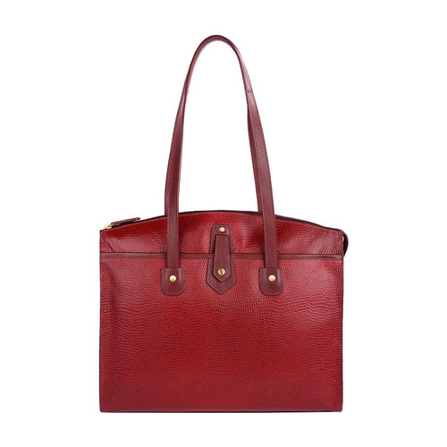 Hong Kong 01 Sb Women s Handbag, Lizard Melbourne Ranch,  marsala