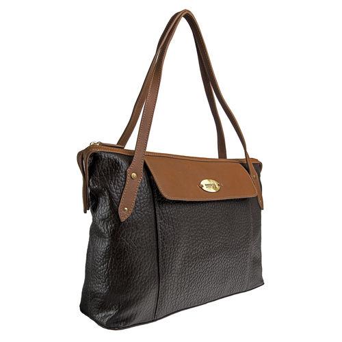Sb Cordelia 01 Handbag,  brown, cow deer