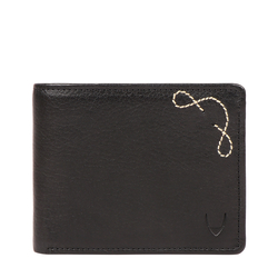 367-L103 RF MENS WALLET APACHE,  black