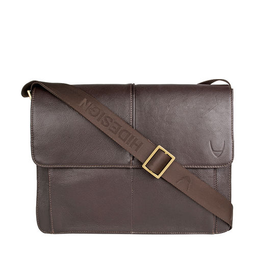 GEAR 03 Messenger bag,  brown