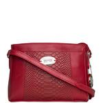 Danny 02 Handbag,  red, ranch