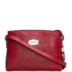 Danny 02 Handbag, ranch,  red