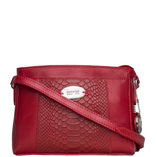 Danny 02 Handbag,  red, ranch