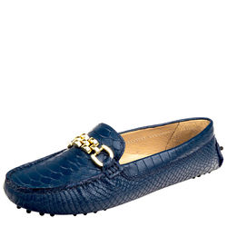 Hepburn Women's shoes, 38,  midnight blue