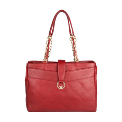 Azha 01 Women's Handbag, Ranchero,  red