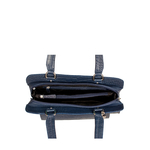 Orsay 03 Women s Handbag,  midnight blue, croco